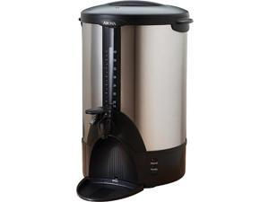 Aroma Housewares ACU140S Stainless Steel 40-Cup Coffee Urn