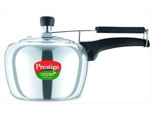 Prestige PRA3P Apple Aluminum Polished Finish Pressure Cooker - 3 Litres