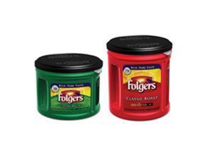 Folgers FOL00367EA Coffee- Regular- 33.9 oz.