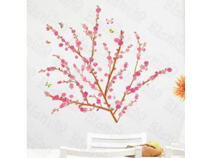 Blancho Bedding HL-1507 Vernal Bloom - Wall Decals Stickers Appliques Home Decor