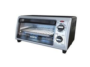 Applica TO1332SBD Bd 4 Slice Toaster Oven