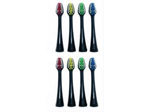 Pursonic Rbhd8 Replacement Brush Heads For S452 8Pack