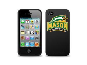 Centon Electronics IPH4C-GMU George Mason University Custom Logo iPhone 4S Case iPhone 4-4S Black