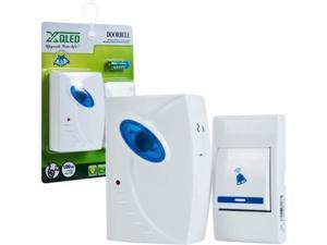 Trademark Home Collection? 72-306B Remote Control Wireless Doorbell by Trademark Home
