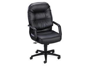 HON Company HON2091NT10T Executive High-Back Chair- 26-.25in.x29-.75x46-.50in. Black