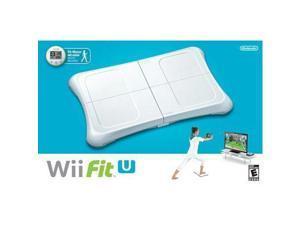 Nintendo WUPRASTE Wii Fit U With Balance Bd Wiiu
