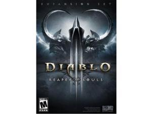 Activision Blizzard Inc 72915 Diablo Iii Reaper Of Souls Pc
