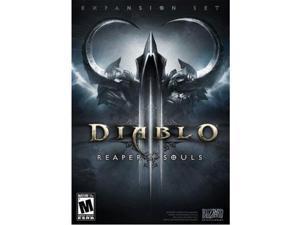 Activision Blizzard Inc 72915 Diablo Iii Reaper Of Souls Pc