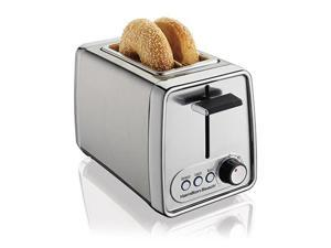 Hamilton Beach 22791 Modern Chrome 2 Slice Toaster