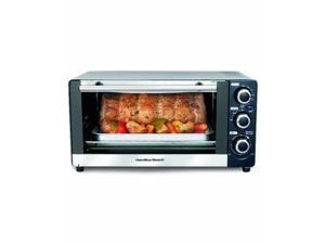 Hamilton Beach 31409 B-S 6 Slice Toaster Oven