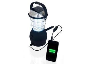 Whetstone 36 LED Solar and Dynamo Powered Camping Lantern