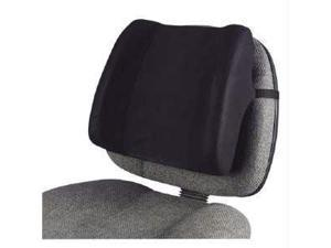 FELLOWES 91905 STANDARD BACKREST SUPPORTS YOUR BACK. THE HIGH-DENSITY FOAM HELPS MAINTAIN THE B