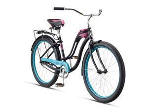 Schwinn Bicycles SF1351OS01 26 F Starlet Black