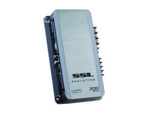 Sound Storm Laboratories SSL-EV2200 Evolution 200 Watt 2 Channel Mosfet Amplifier