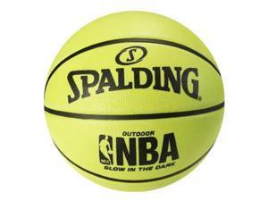 Spalding 73737E Spalding Glow in the Dark Basketball - Size 7