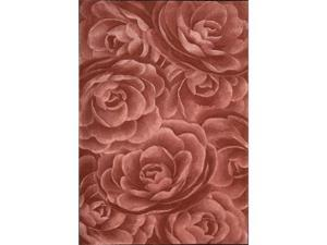 Nourison 10839 Moda Area Rug Collection Blush 3 ft 6 in. x 5 ft 6 in. Rectangle