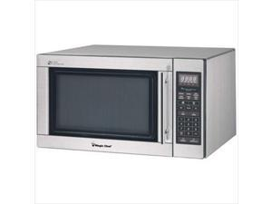 Magic Chef MCD1611ST 1.6 Cu. Ft. Microwave Oven - Stainless Steel