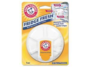 Arm & Hammer 3320001710 Unscented, Fridge Fresh Baking Soda, Unscented, 8/Carton, 1 Carton