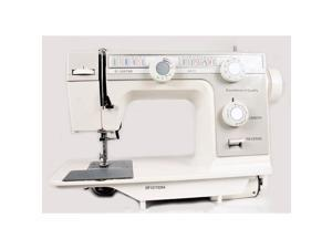 GOLDSTAR GS-393M Goldstar Flat Bed Sewing Machine with Bonus Carrying Case - Base