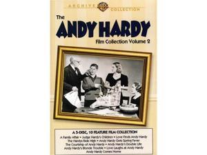 Allied Vaughn 883316799321 Andy Hardy Film Collection, The: Volume 2- 5 Disc Set Md2