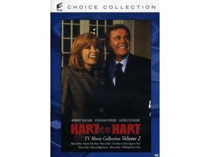 Allied Vaughn 043396411005 Hart To Hart TV Movie Collection - Volume 2