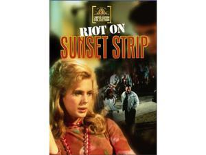 MGM 883904243991 Riot on Sunset Strip (1967) - DVD