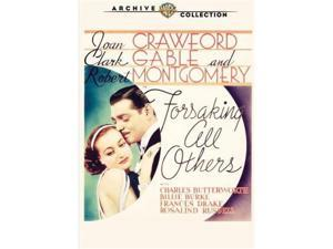 Warner Bros 883316140314 Forsaking All Others, DVD