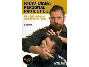 Bayview BBM9659 Krav Maga Personal Protection- The Israeli Method Of Close-Quarters Fighting Combat 6 Dvd Set