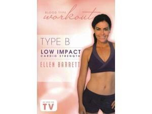 BAYVIEW BAY387 BLOOD TYPE WORKOUT - TYPE B - LOW IMPACT CARDIO STRENGTH WITH ELLEN BARRETT