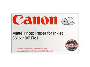 Canon 0849V355 Paper, Matte Coated Paper, 90Gsm,