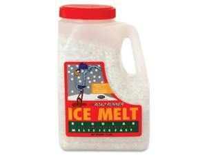 SCOTWOOD INDUSTRIES SCW12JRR Ice Melt, with Calcium Chlorine Blend, 12lb, White