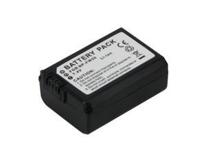 DR. Battery DSO204 Replacement Digital Camera Battery For NP-FW50 7.2 Volt Li-ion Digital Camera Battery