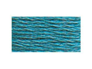 DMC Six Strand Embroidery Cotton 8.7 Yards-Dark Turquoise