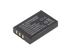 DR. Battery DFU006 Replacement Digital Camera Battery For Fuji NP-120 3.7 Volt Li-ion Digital Camera Battery