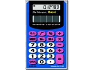 Stokes Publishing The Educator Overhead Handheld Calculator With Carrying Case