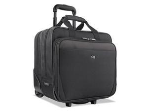 United States Luggage CLS9104 Classic Rolling Case - Black, 17.3 in.