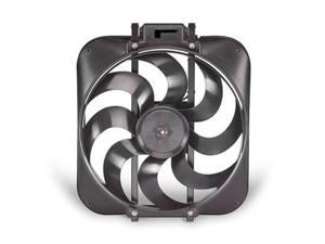 FLEXALITE 168 Black Magic S-Blade 15 In. Reversible Electric Fan