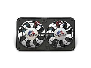 FLEXALITE 420 Low-Profile S-Blade Electric Fans