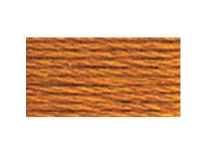 DMC Six Strand Embroidery Cotton 8.7 Yards-Medium Golden Brown