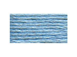 DMC Six Strand Embroidery Cotton 8.7 Yards-Baby Blue