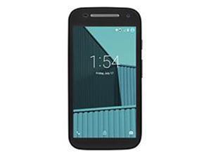 FreedomPop MOT-XT1526BK-P01 Moto E Smartphone - 8 GB Built-In Memory Wireless Lan Service