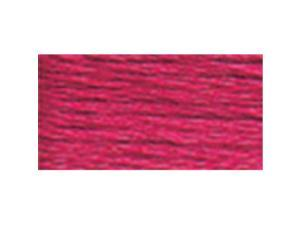 DMC Six Strand Embroidery Cotton 8.7 Yards-Dark Cranberry