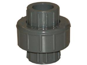 Genova Products Inc 372158 1.5 in. Slip PVC Fitting Union