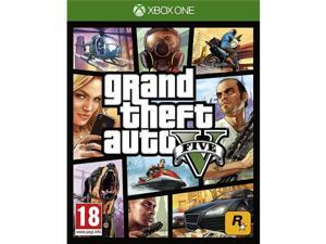 Take-Two Interactive Software 494512 Grand Theft Auto V for XBox One, Video Game