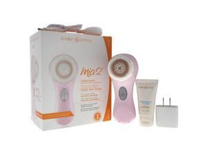 Clarisonic W-SC-2520 5 Piece Women Mia 2 Facial Sonic Cleansing System - Pink