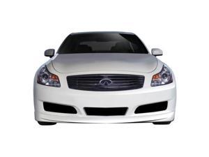 Extreme Dimensions 112381 2007-2009 Infiniti G Sedan Couture Vortex Front Lip Under Air Dam Spoiler