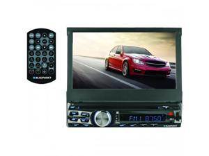 "Blaupunkt(R) AUS440 AUSTIN 440 7"" Single-DIN In-Dash DVD Receiver with Bluetooth(R)"