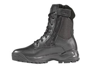 5.11 Tactical 5-12007019R6 Womens Atac 8 Boot with Side Zip, Black - 6 in.