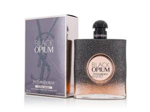 Yves Saint Laurent 536796 3 oz Black Opium Floral Shock Perfume for Womens