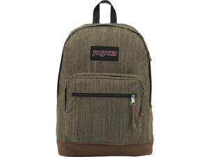 Jansport JS00TZR639U Right Pack Expressions - Army Green Melange